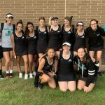 Girls Varsity Tennis beats Woodstock 6 – 1