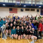 Thunder Volleyball Wins Regional!