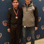 Eliel Reynoso Earns All-Sectional Honors