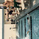 Boys Varsity Swimming falls to Cary-Grove 110 – 71