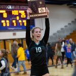 Volleyball: Amann, Schulze named All-State