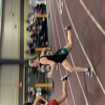 Girls Track start the season off Indoors at Sycamore High School