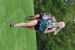 Girls Varsity Cross Country competes in a Tri W/ Johnsburg and Woodstock.