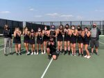 Congratulations Girls Tennis ~ KRC Champions!