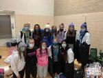 Girls Varsity Swimming finishes # 3 place at IHSA Girls Sectional Championship Swim Meet