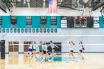 Girls Varsity Volleyball earns a share of the KRC title