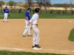 Woodstock North Baseball Wins Big on Opening Day