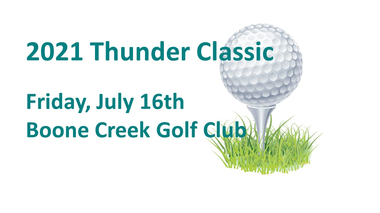 2021 Thunder Classic Golf Outing