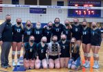 Girls Varsity Volleyball beats Woodstock 2 – 1