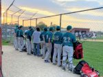 DeAvila and Dodge Work Together As Woodstock North Baseball Defeats Marengo In Shut-Out