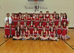 Newton Indians HS Track