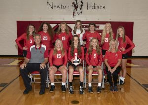 Newton Indians HS Volleyball