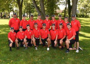 Newton Indians Boys' Golf