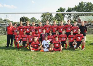 Newton Indian Boys' Soccer