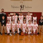 7th Grade Boys' Basketball – Moves onto CCC Semis