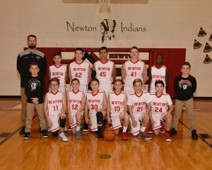 Newton Indians JH Boys' Basketball