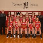 HS Girls' Basketball – #7 Seed in Sectional Tournament