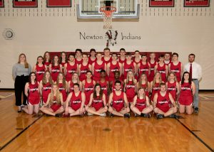 Newton Indians HS Track