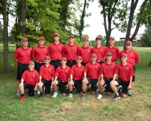 Newton Indians Boys' Golf