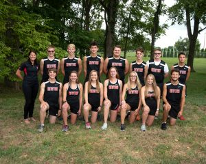Newton Indians Cross Country