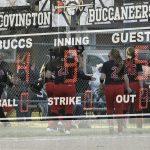 Girls Varsity Softball beats Covington 5 – 4 in 10