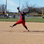 Girls Varsity Softball beats National Trail 10 – 4