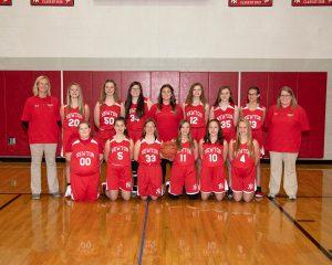 Newton Indians JH Girls' Basketball