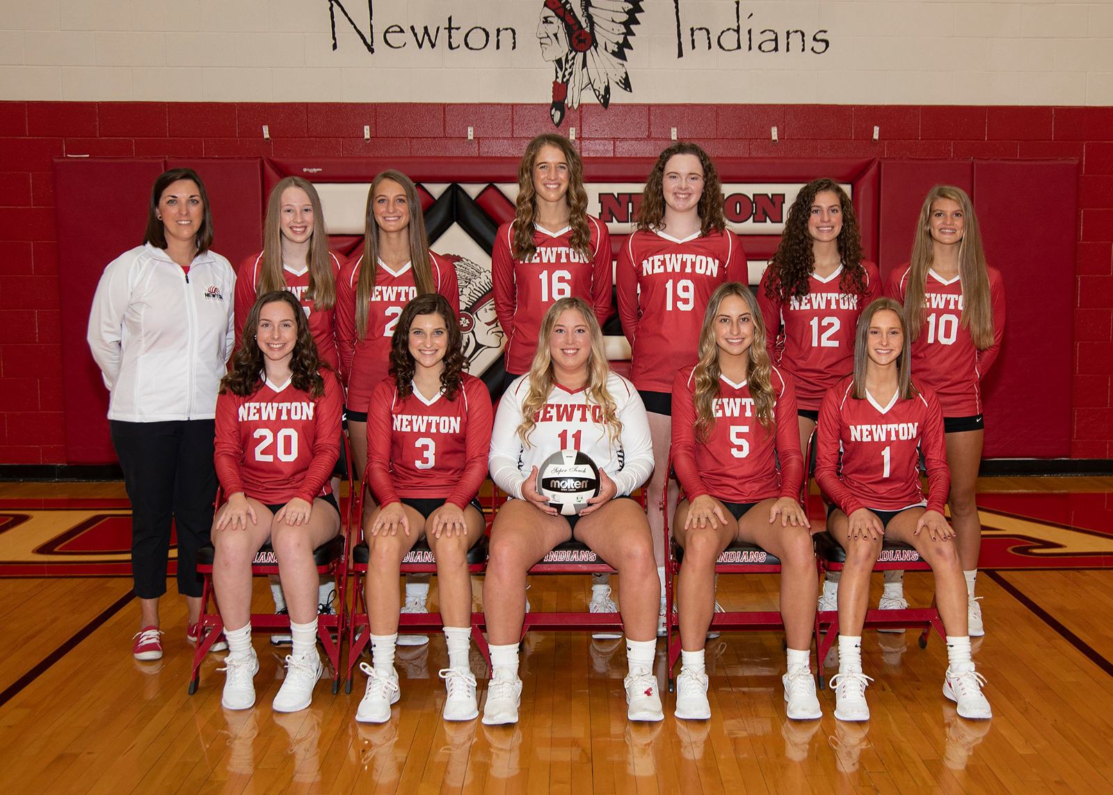 Newton Fall Sports Team Pictures