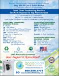 Newton Athletics' Laundry Detergent Sale