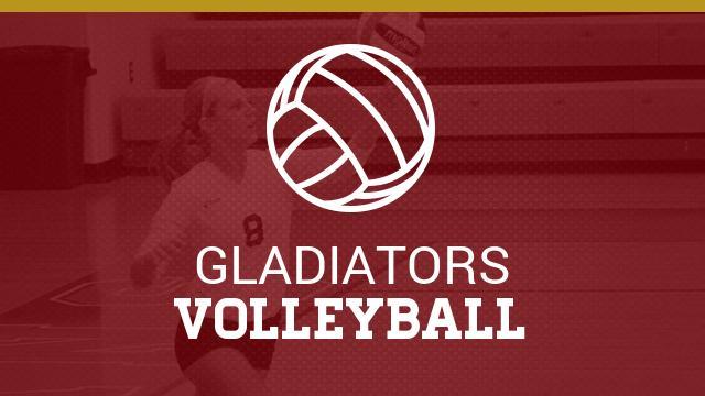 Volleyball starts Region Tournament @ Pope 10/8