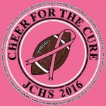Get Your Cheer For The Cure Shirt For This Friday's Game vs Alpharetta