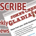 Subscribe & Submit: GAA Weekly Newsletter