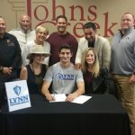 Tamir Oknin signs with Lynn University to play Lacrosse