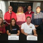 Ana & Roman Boothe sign to play college lacrosse