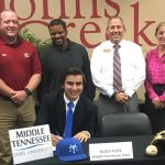 Buddy Fultz signs with Middle Tennessee State