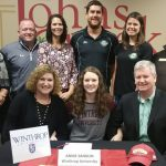 Anne Mac Sandlin to play volleyball for Winthrop