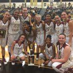 Johns Creek High School Girls Varsity Basketball beat TBA 57-51