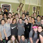 JCHS Boys & Girls Swim Dive Team Make HUGE splash winning Fulton County Championship!
