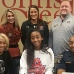 Toni Williams to play soccer at American University