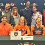 Caden Cuil to run track at Auburn University