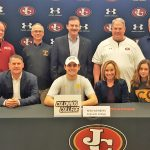 Reed Weinberg to play lacrosse at Colorado College