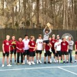 Boys Varsity Tennis beats Northview 3 – 0