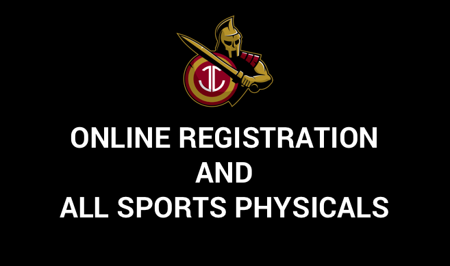 Register An Athlete – Online Registration Now Open – All Sports Physicals!