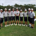 Gladiators Boys Golf Team 3peats State Title