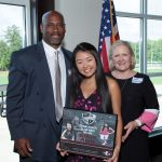 Sophia Ahn named Athlete of the month for May