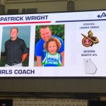Coach Wright wins Most Positive Female Coach for the state of Georgia