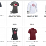 New Online JCHS Spirit Store with Eastbay