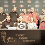 Nicolas Cassidy signs to play golf at the University of Georgia