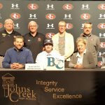 Blake Decker to play baseball for Barton College