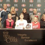 Andrew Jones to play volleyball at New Jersey Institute of Technology